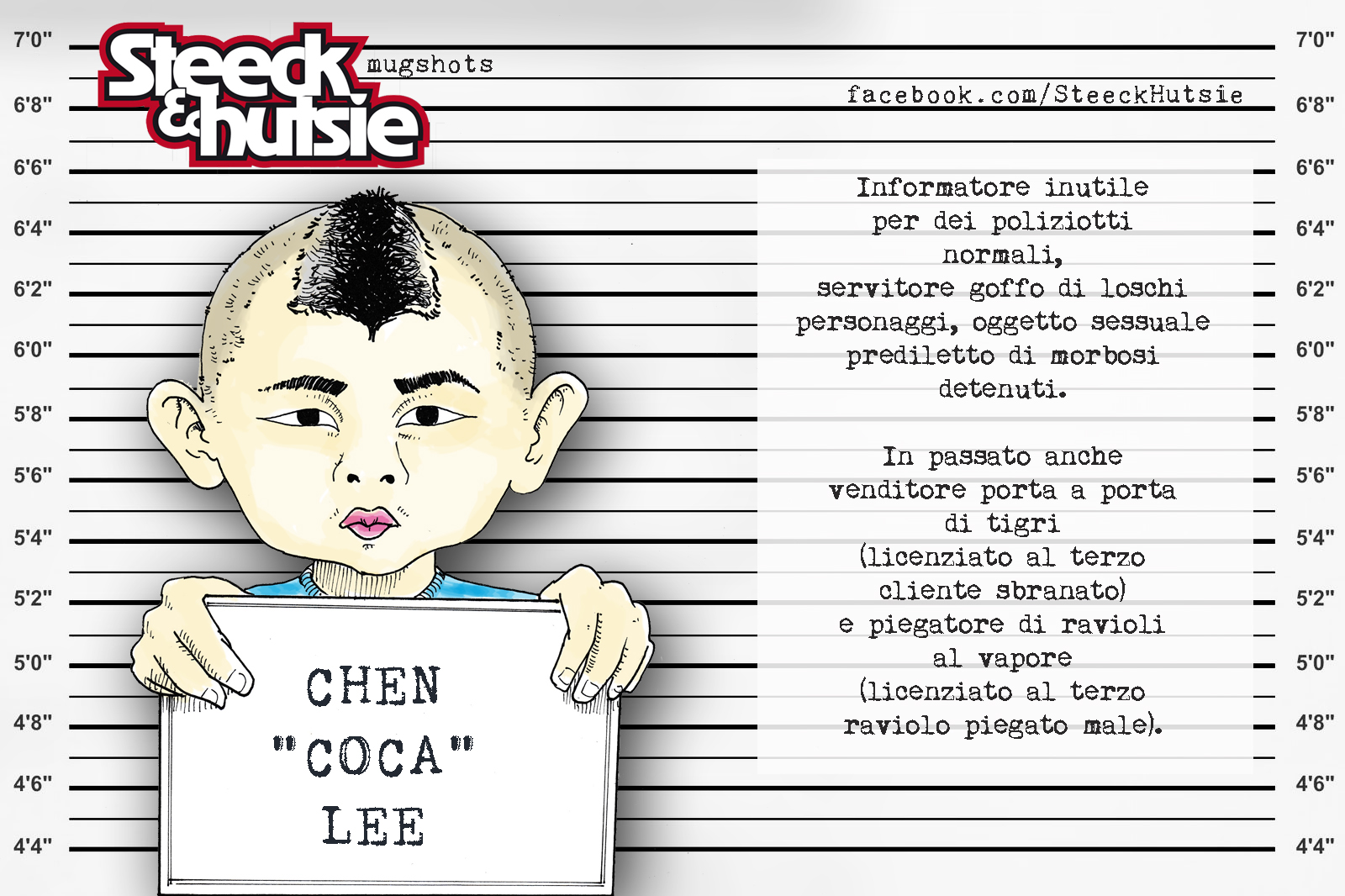 Segnaletica Chen