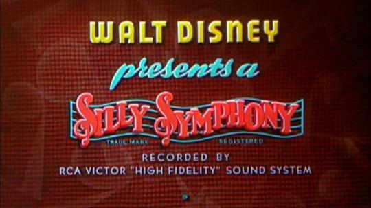Silly symphonies il bar del fumetto