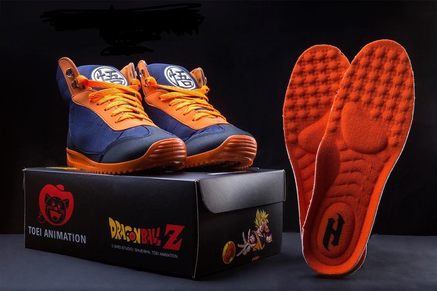 Tutta la potenza delle Adidas di Dragon Ball Z ai vostri